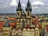 Чехия. Прага. Храм Девы Марии перед Тыном