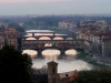 Италия. Флоренция. Мосты