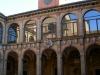 Италия. Болонья. Дворец Аркиджинназио (1)