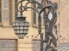 Италия. Болонья. Дворец короля Энцо (фрагмент фасада-1)