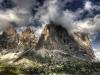 Италия. Доломитовые Альпы (3)
