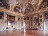 Италия. Флоренция. Дворец Питти (интерьер)