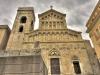 Италия. Кальяри. Собор Святой Марии