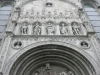 Италия. Комо. Кафедральный собор (фрагмент фасада)
