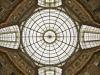 Италия. Милан. Галерея Виктора Эммануила II (потолок)