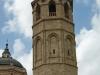 Италия. Ористано. Собор Святой Марии Ассунта. Колокольня Собора