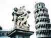 Италия. Пиза. Пизанская башня - 2
