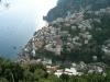 Италия. Позитано. Общий вид