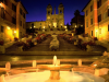 Италия. Рим. Испанская лестница (1)