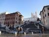 Италия. Рим. Испанская лестница (2)