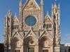 Италия. Сиена. Сиенский собор Дуомо Сиенский 1