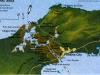 Панама. Панамский канал (карта)