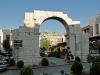 Римская триумфальная арка на Прямой улице в Дамаске