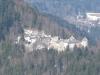 Замок Ринберг (Schloss Ringberg) вид с Вальберг