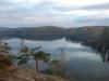 Большие скалы у озер Ястребиное и Светлое в Ленинградской области