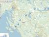 Линия Маннергейма Схема-Карта