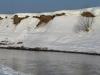 Река Пехорка зимой