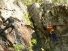 Скалолазы на Больших скалах у озера Ястребиное