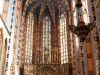 Польша. Краков. Базилика Св. Марии (интерьер-1)