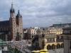 Польша. Краков. Торговая площадь