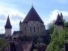 Румыния. Церковь в Бьертане (2)