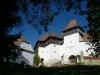 Румыния. Церковь Вискри (2)