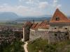 Румыния. Крепость Рышнов  (3)