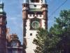 В центре города Фрайбурга