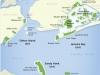 Национальная зона отдыха Гейтвей (карта)