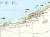 Национальная зона отдыха Индиана-Дюнс (карта)