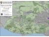 Национальная зона отдыха Санта-Моника-Маунтин (карта)