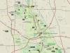 Национальный парк Долина Кайахога (карта)