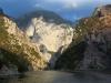 Албания. Озеро Комани (3)