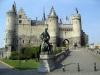 Антверпен. Замок Стен