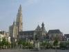 Антверпен. Зеленая площадь