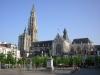 Антверпен. Зеленая площадь -2