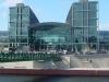 Берлин. Центральный железнодорожный вокзал