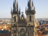 Чехия. Прага. Храм Девы Марии перед Тыном -2