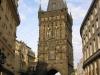 Чехия. Прага. Пороховая башня