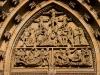 Чехия. Прага. Собор Святого Витта (фрагмент фасада)