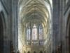 Чехия. Прага. Собор Святого Витта (интерьер-1)