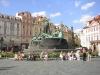Чехия. Прага. Староместская площадь -2