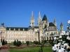 Франция. Кан. Мужское аббатство