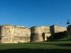Франция. Кан. Замок Дюкаль