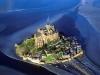 Франция. Монастырь на острове Сен-Мишель -1
