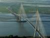 Франция. Мост Нормандия