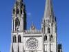 Франция. Шартр. Шартрский собор (2)