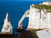 Франция. Скалы Этрета