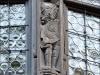 Франция. Страсбург. Дом Каммерцеля (фрагмент фасада -2)