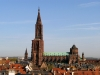 Франция. Страсбург. Собор Страсбургской Богоматери